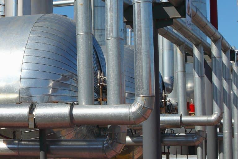 Design af CO2 gasterminal